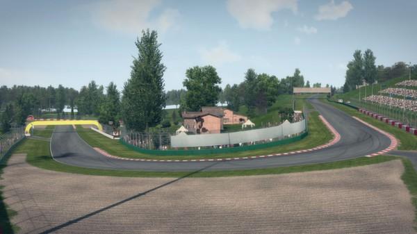 скриншот F1 Classics: Classic Tracks Pack 4