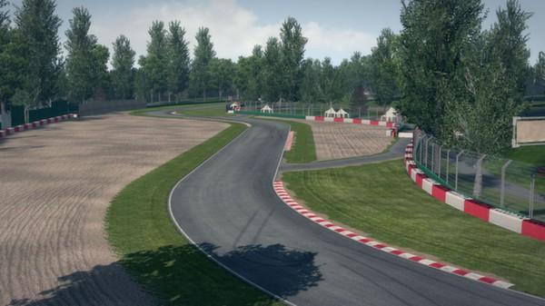 скриншот F1 Classics: Classic Tracks Pack 5