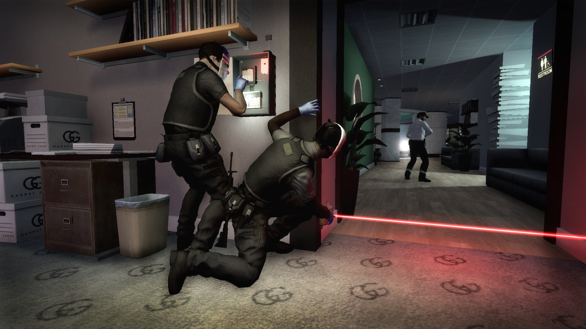 PAYDAY The Heist screenshot