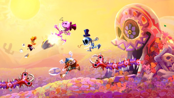 Rayman Legends PC Game Update 1+Multi13 Download