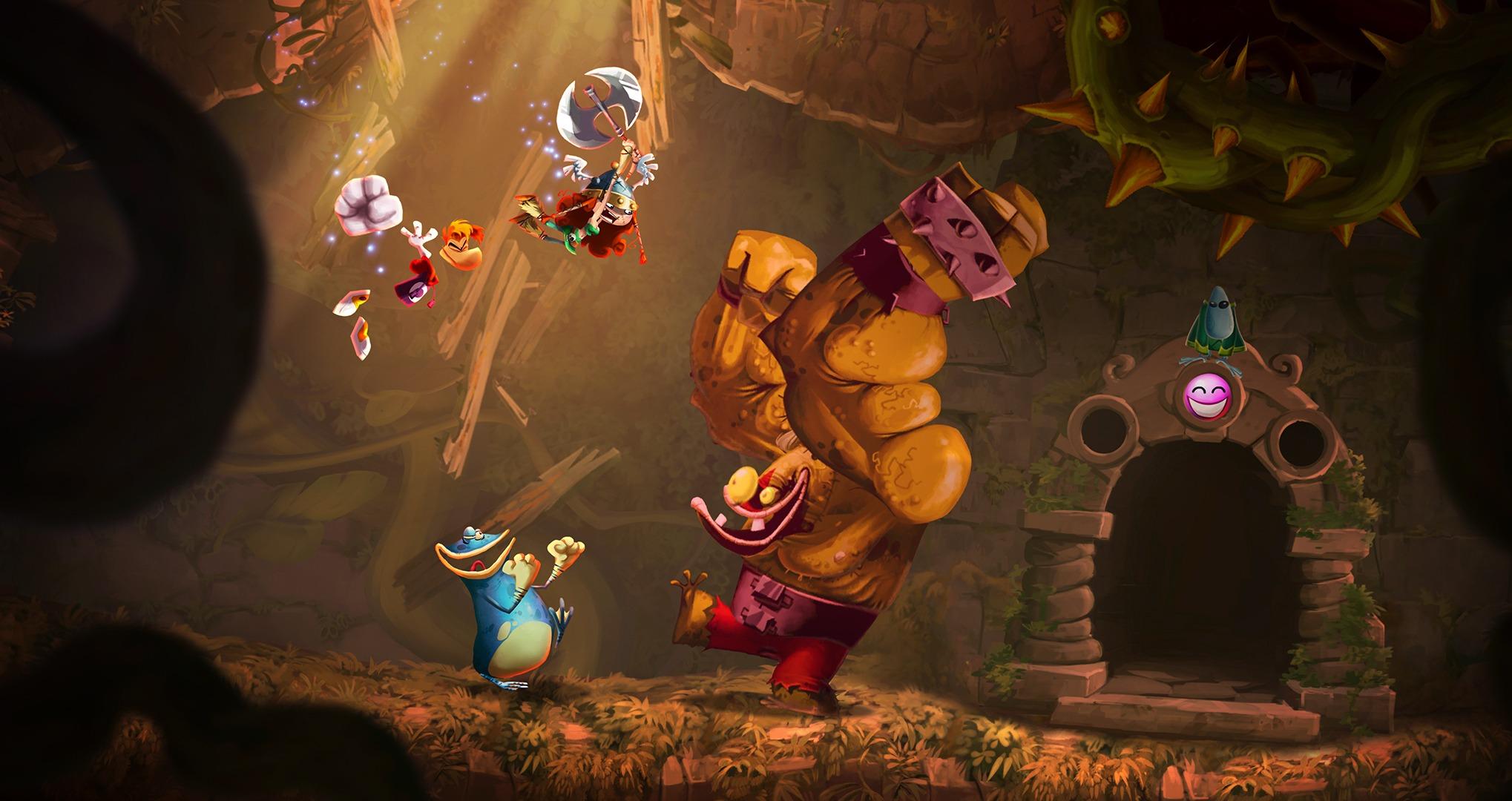 Rayman Legends screenshot