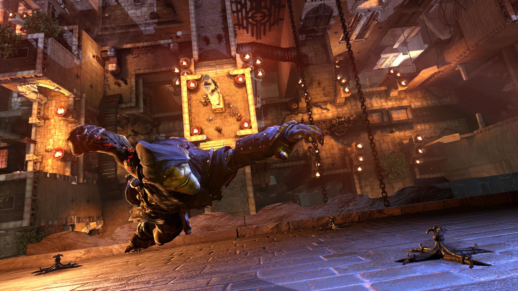Styx Master Of Shadows Multilenguaje ESPAÑOL PC