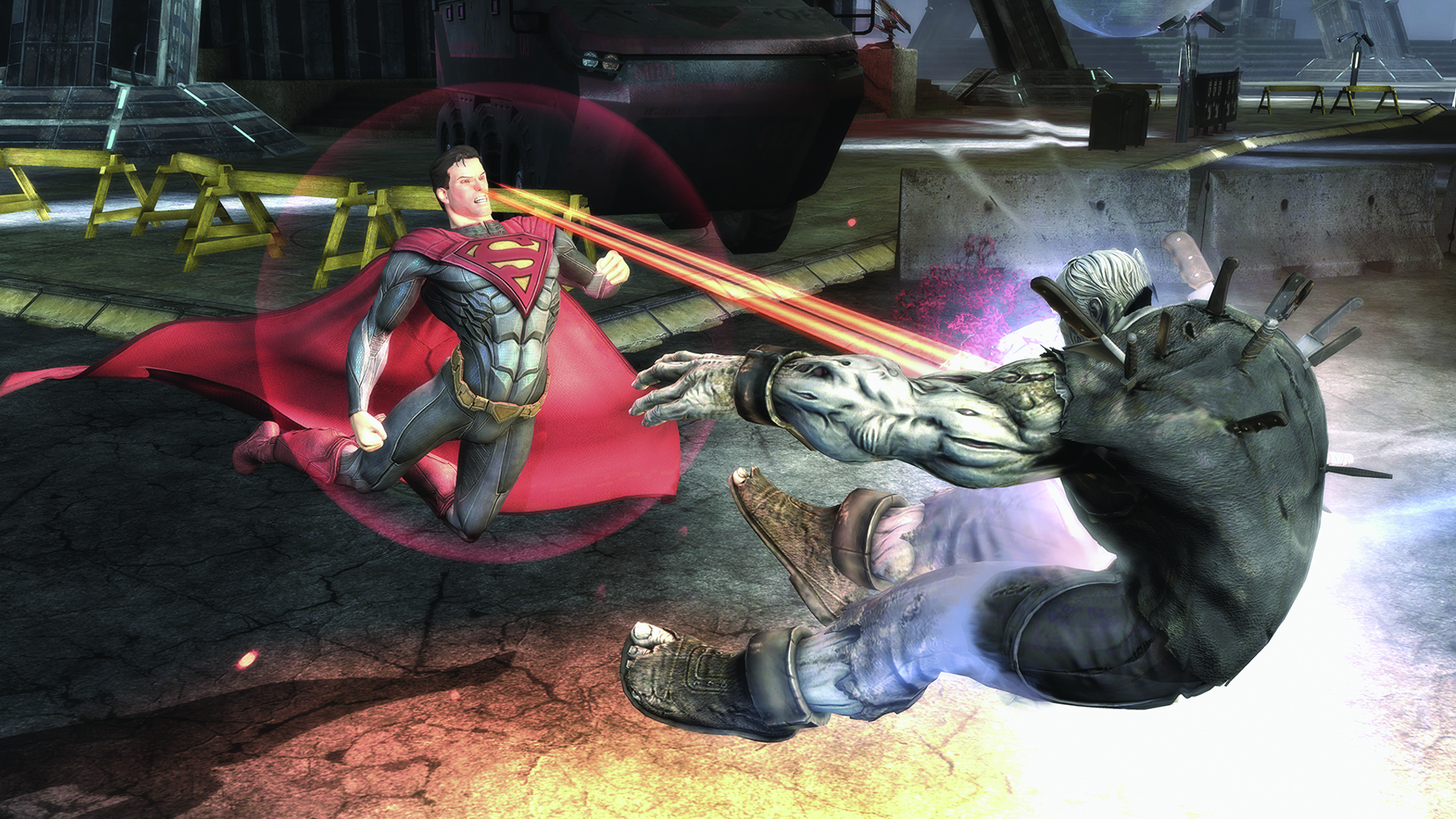 Injustice: Gods Among Us. Ultimate Edition (RUS|ENG) [RePack] от R.G. Механики