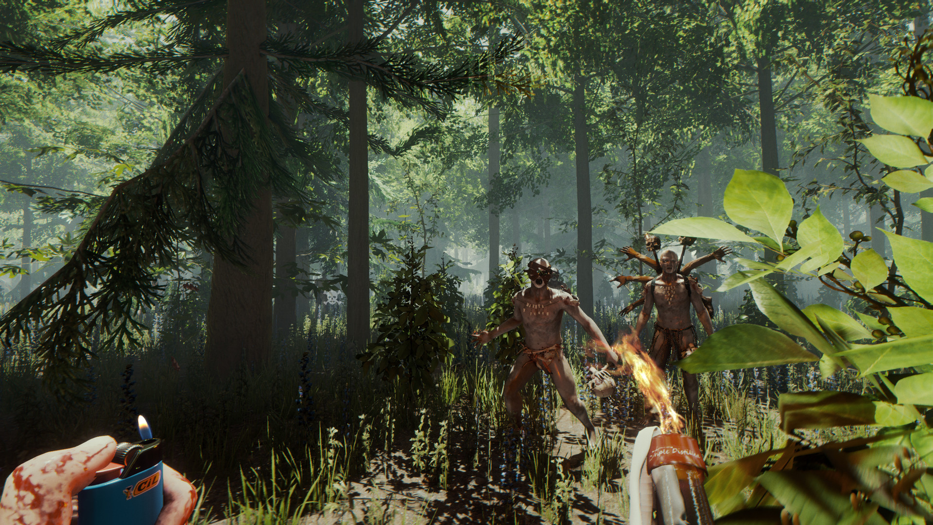 The Forest on Steam