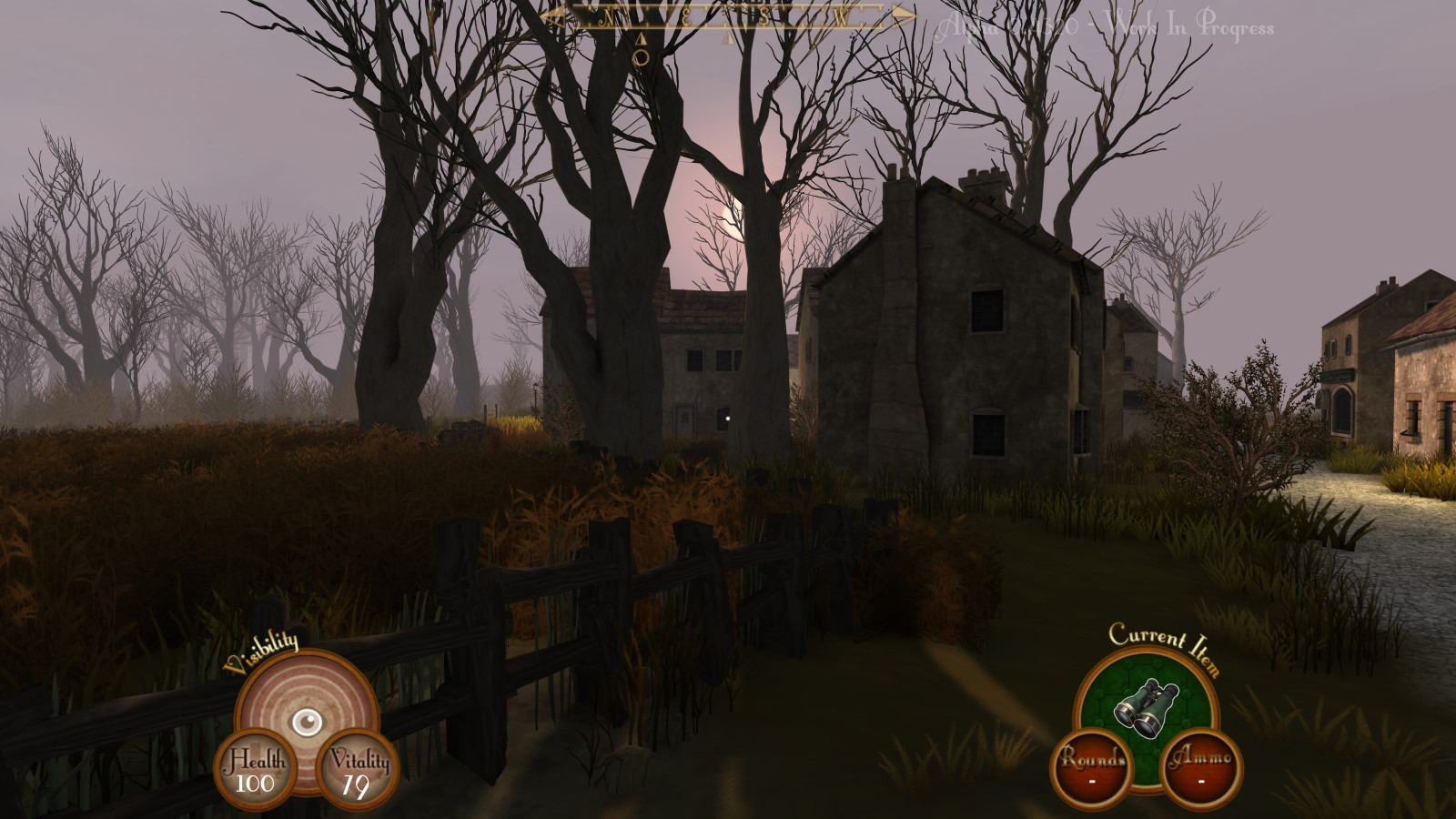 Sir, You Are Being Hunted screenshot
