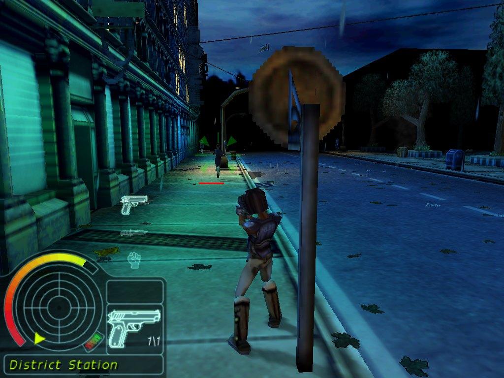Urban Chaos screenshot 3