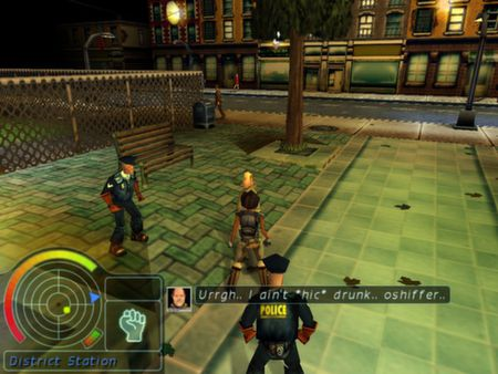 Urban Chaos PC Free Download