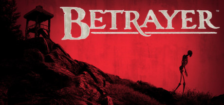 Betrayer game image