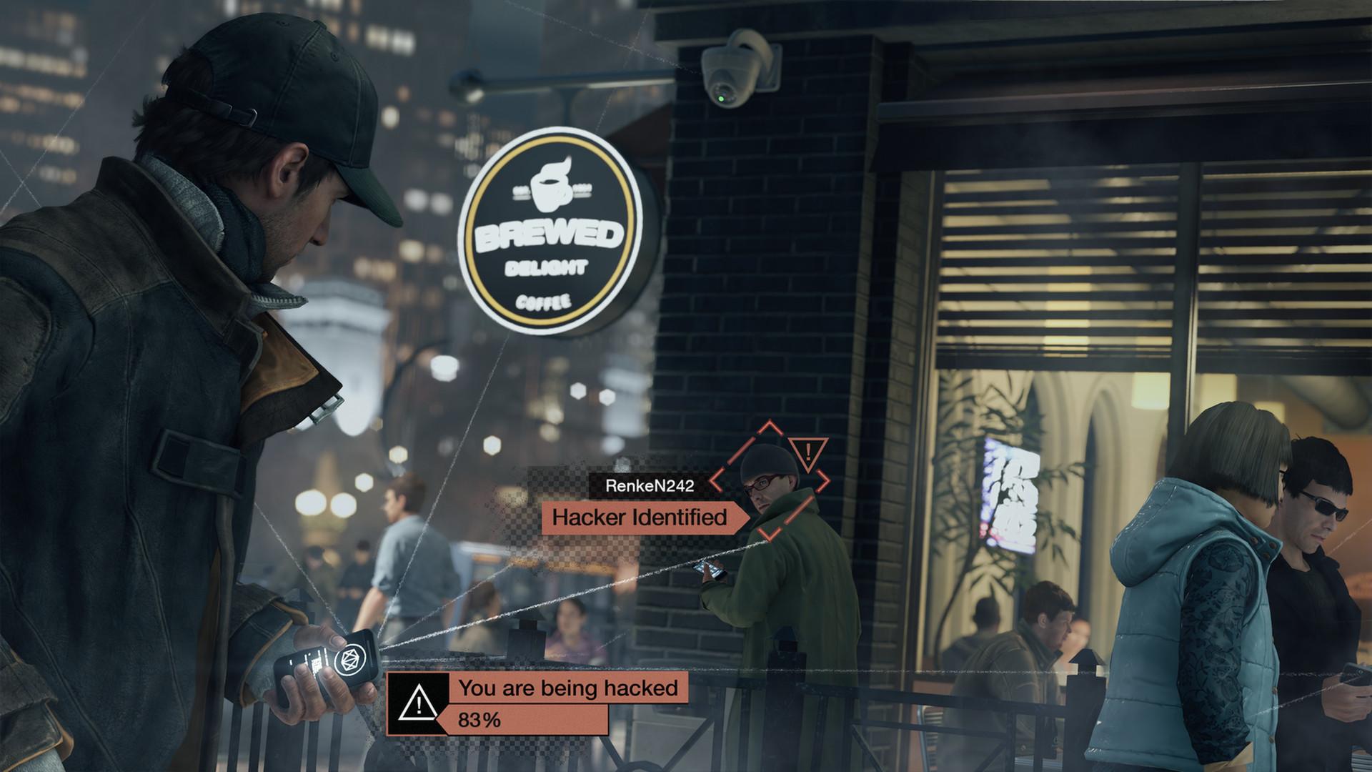 Скриншот игры [Аккаунт] Watch_Dogs + Доступ к ПОЧТЕ (смена всех данных)