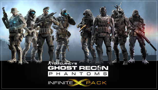 Tom Clancy's Ghost Re