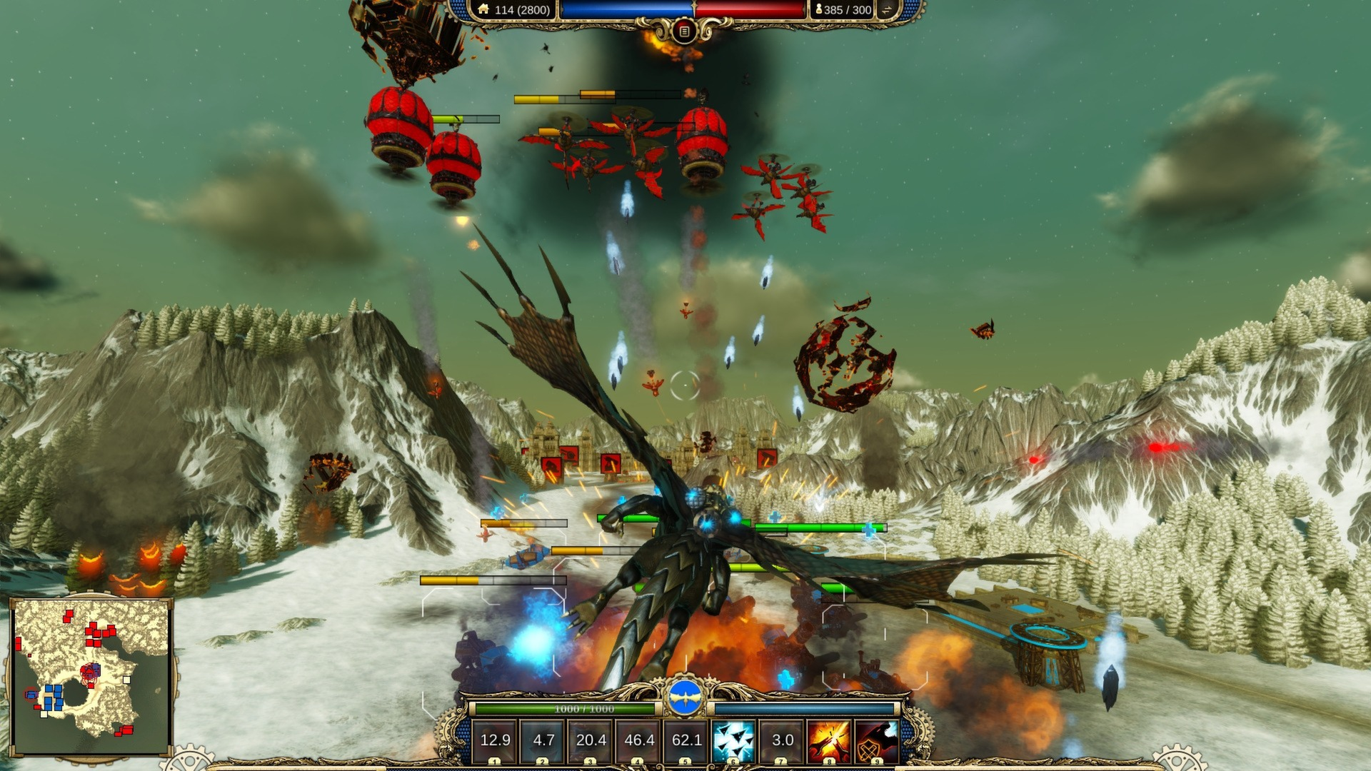Divinity: Dragon Commander screenshot 2