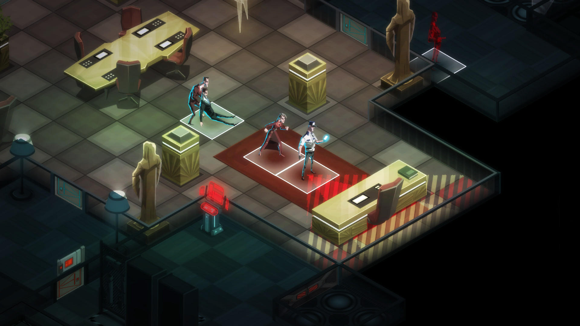 Invisible, Inc. (RUS|ENG) [RePack] от R.G. Механики