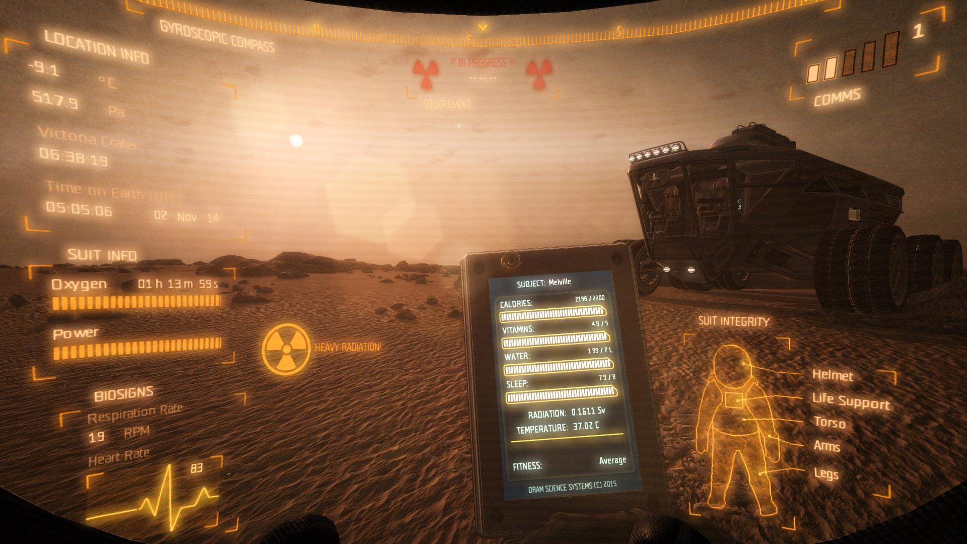 Take On Mars Screenshot 2