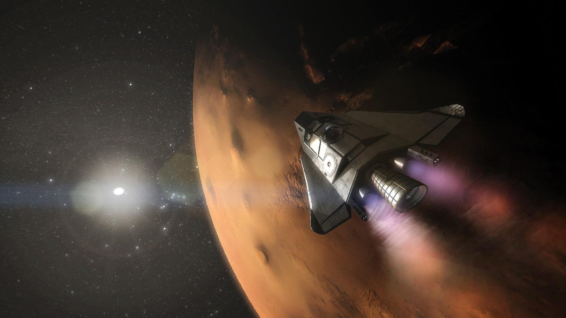 Take On Mars Screenshot 3