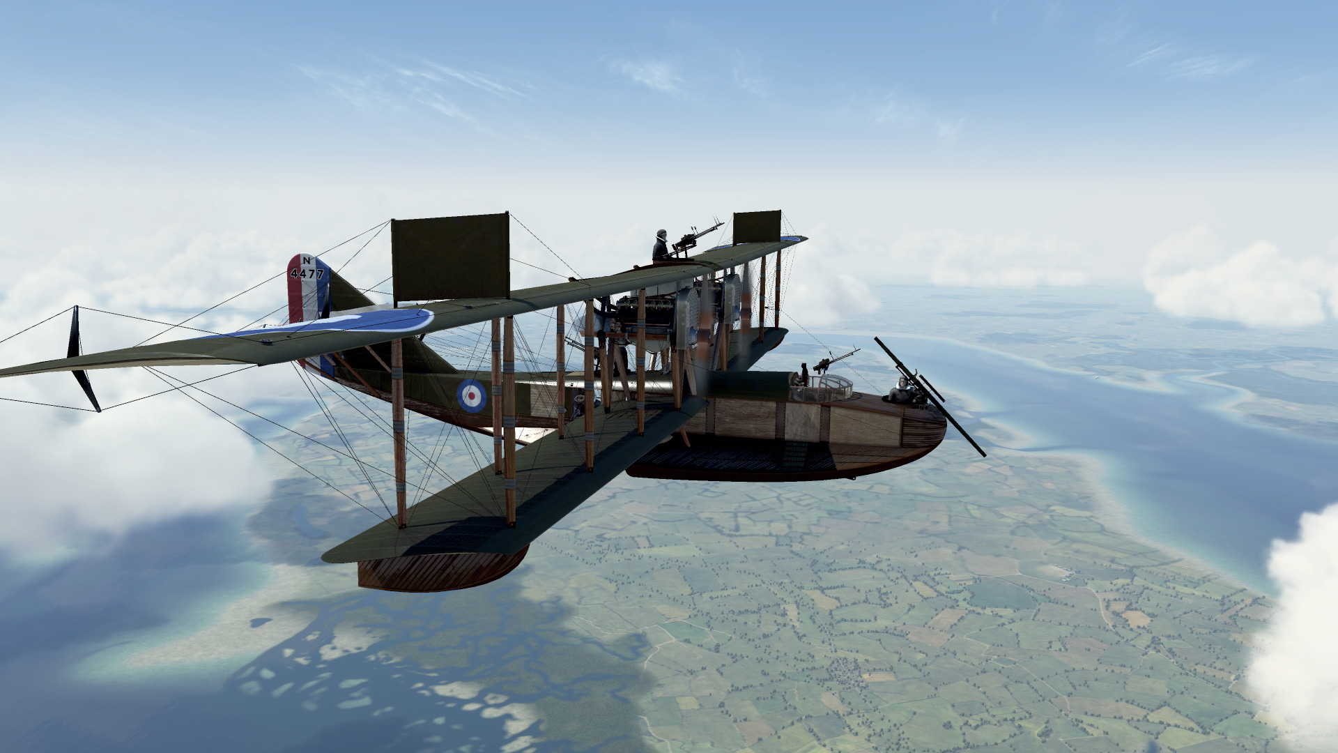 Rise of Flight: Ace Pack screenshot