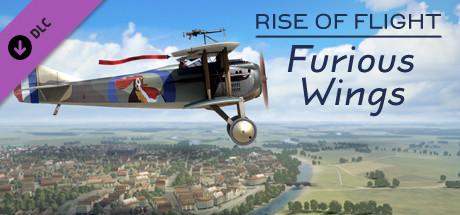 Rise of Flight: Furious Wings
