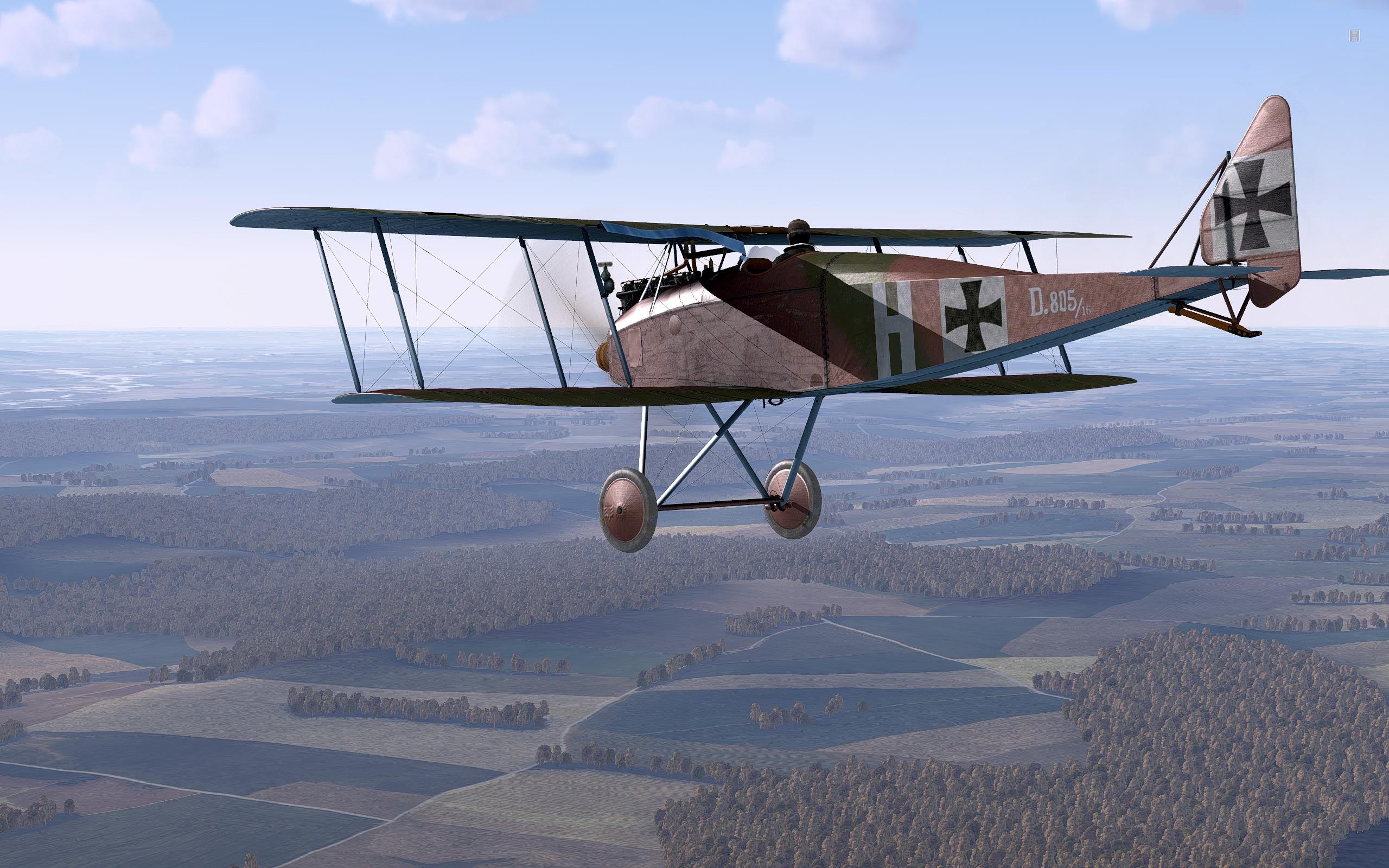 Rise of Flight: Furious Wings screenshot