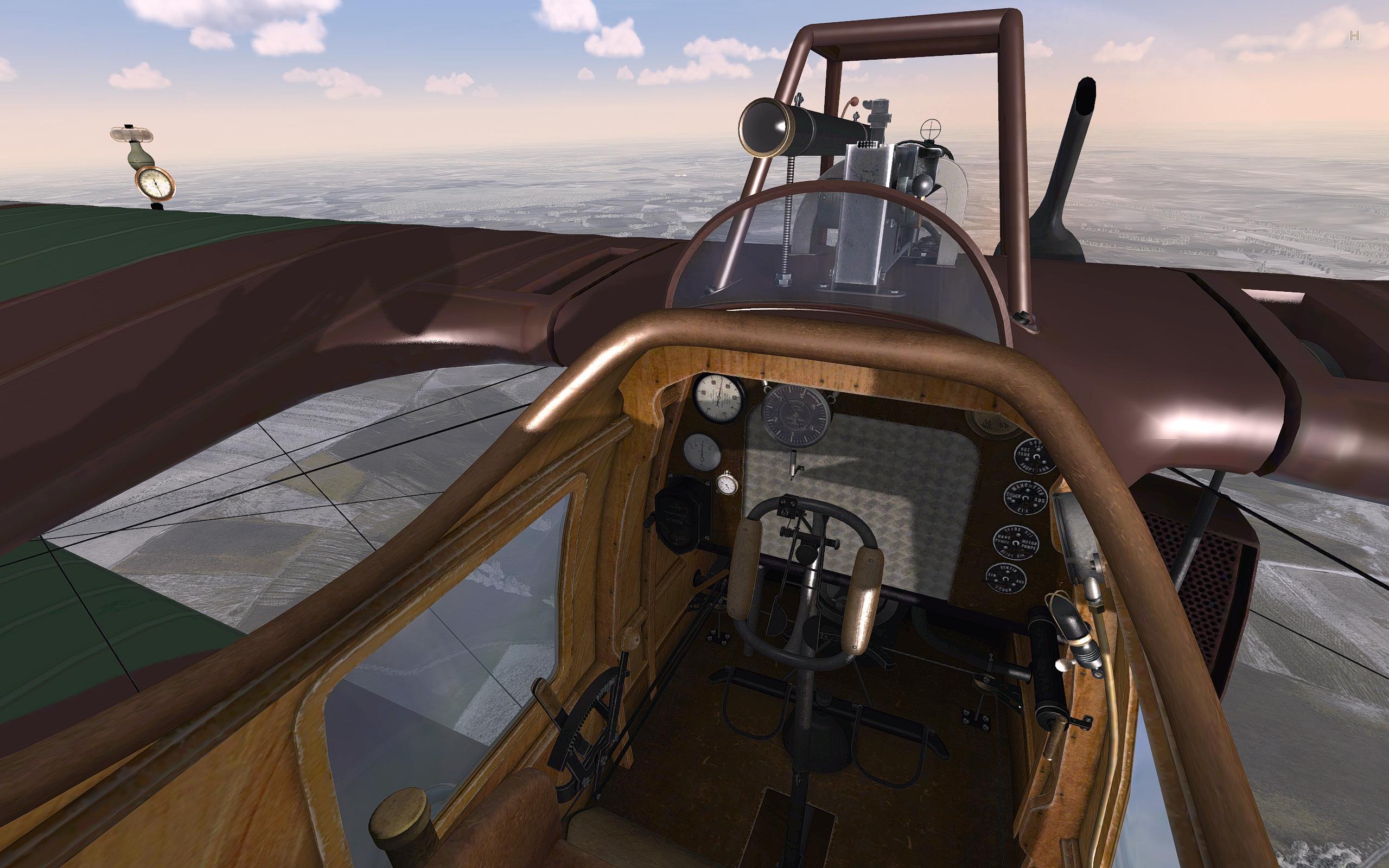 Rise of Flight: Birth of Warbirds screenshot