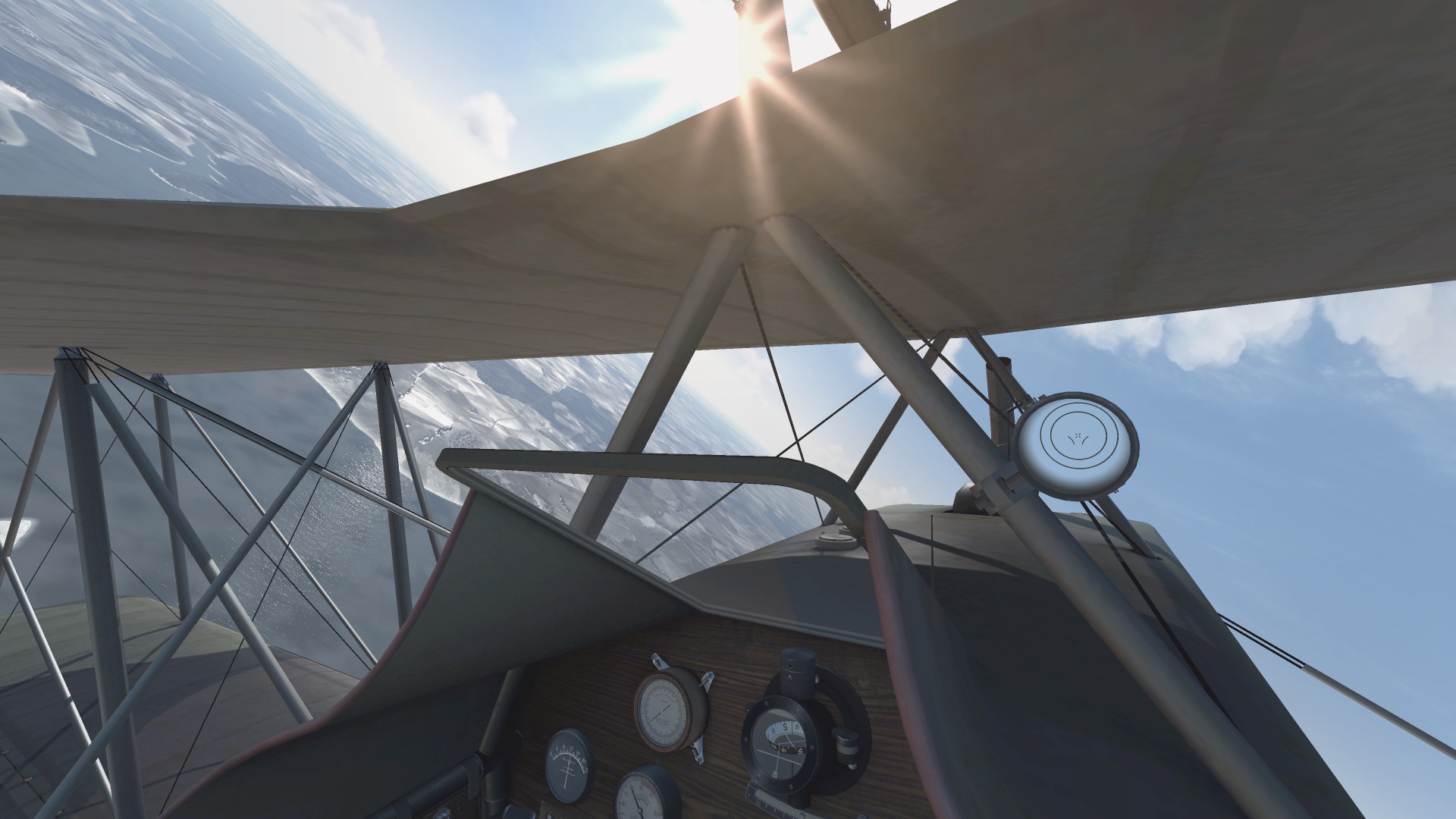 Rise of Flight: Ultimately the Best Fighter screenshot