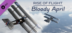 Rise of Flight: Bloody April