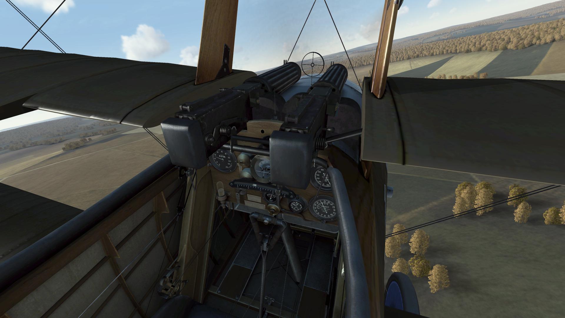 Rise of Flight: Bloody April screenshot