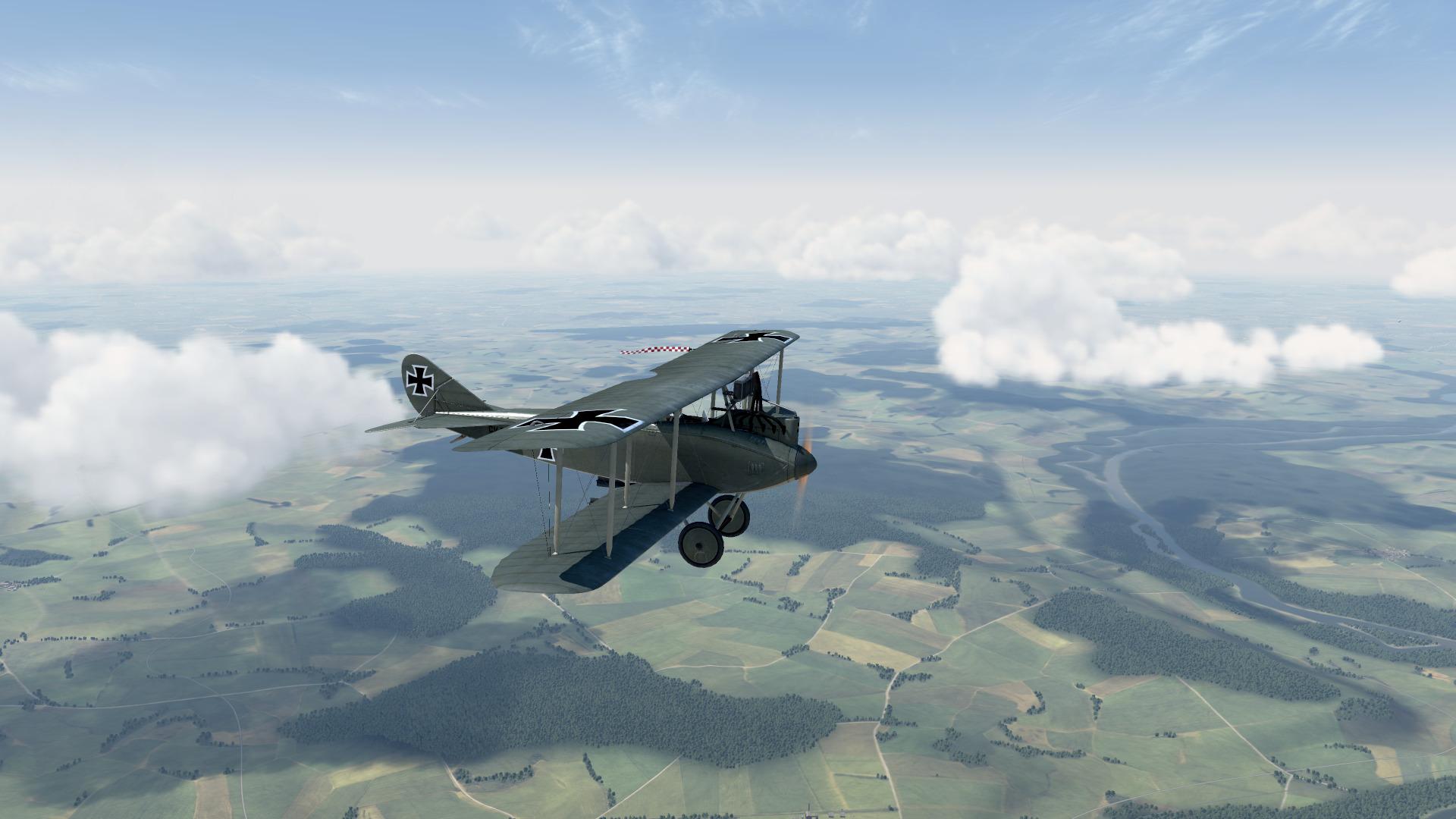 Rise of Flight: Legendary Bombers screenshot