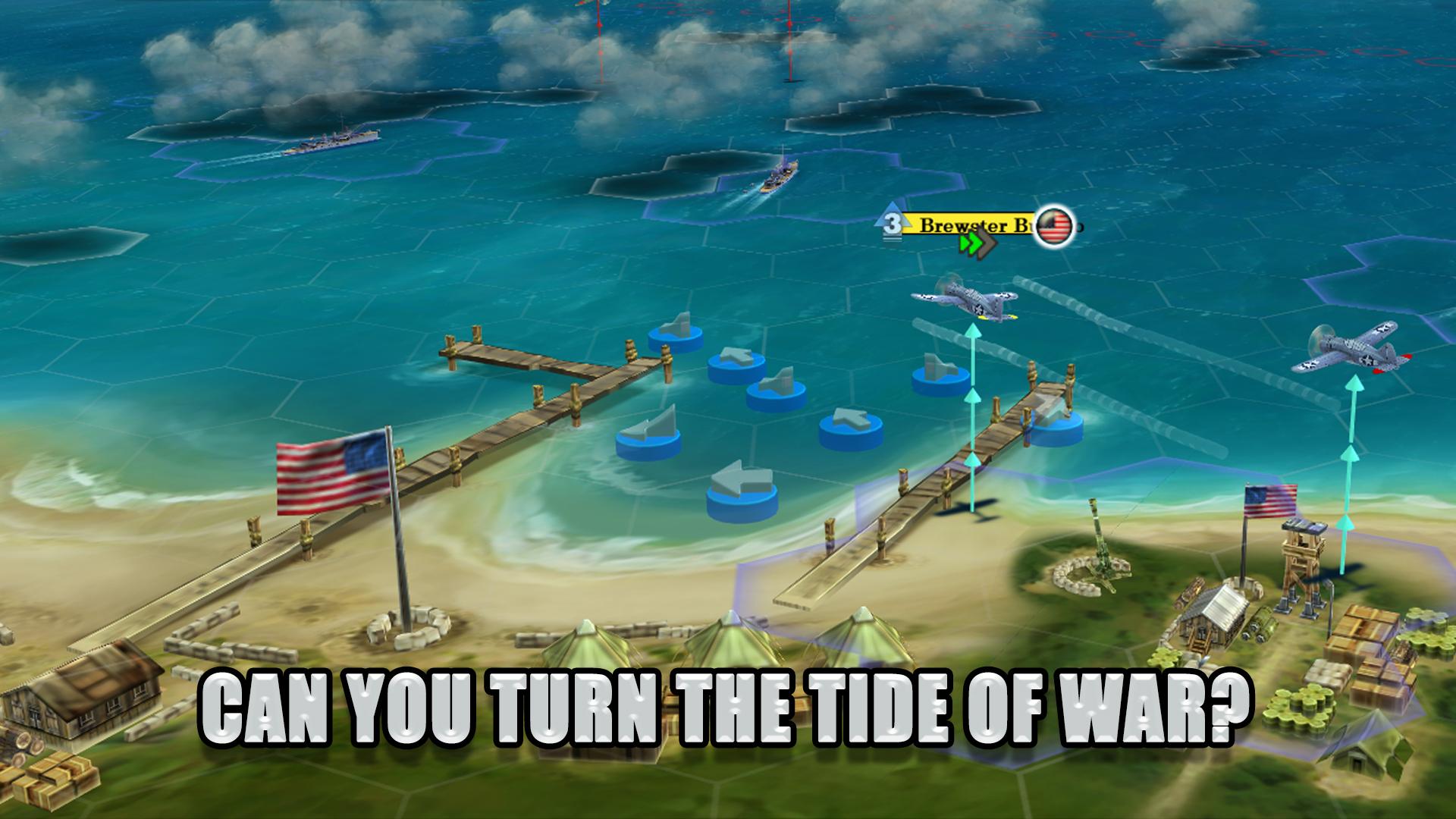 Sid Meier's Ace Patrol: Pacific Skies screenshot