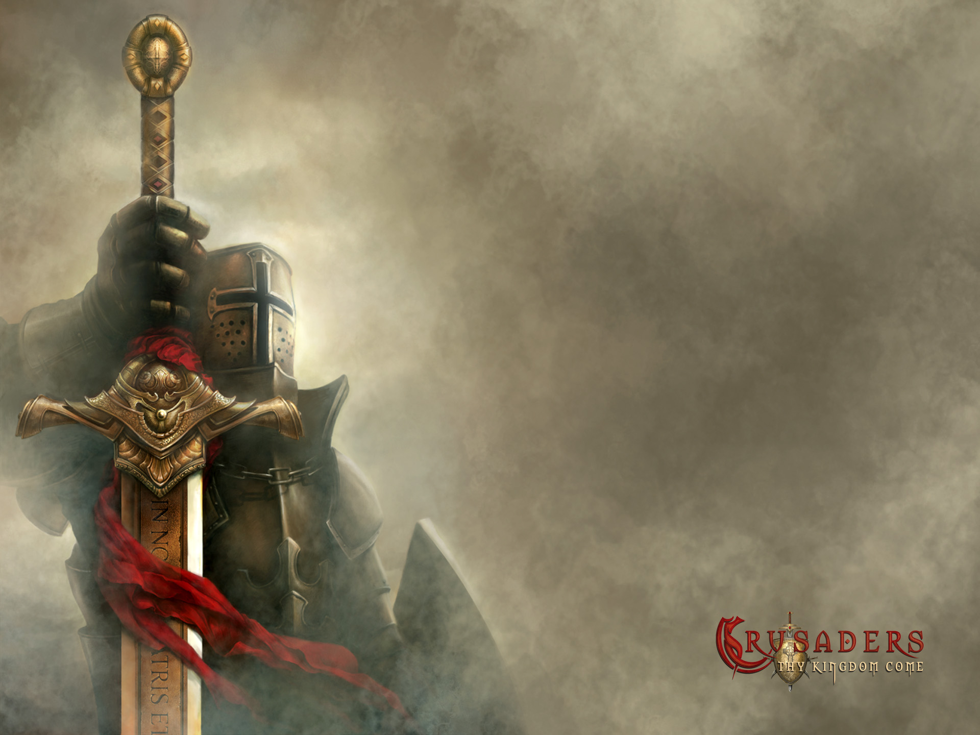 Crusaders: Thy Kingdom Come screenshot