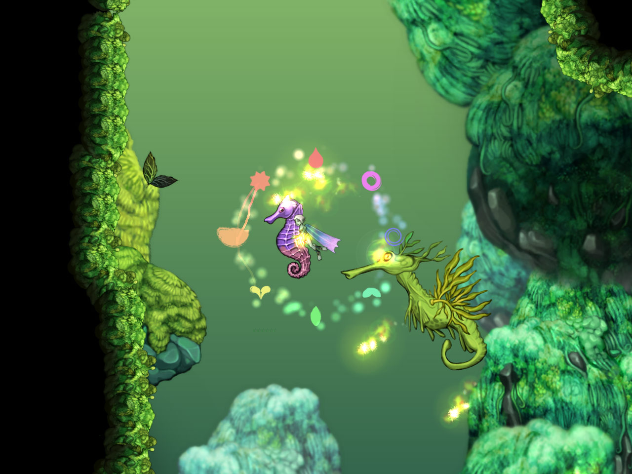 Aquaria screenshot