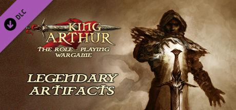 King Arthur: Legendary Artifacts DLC