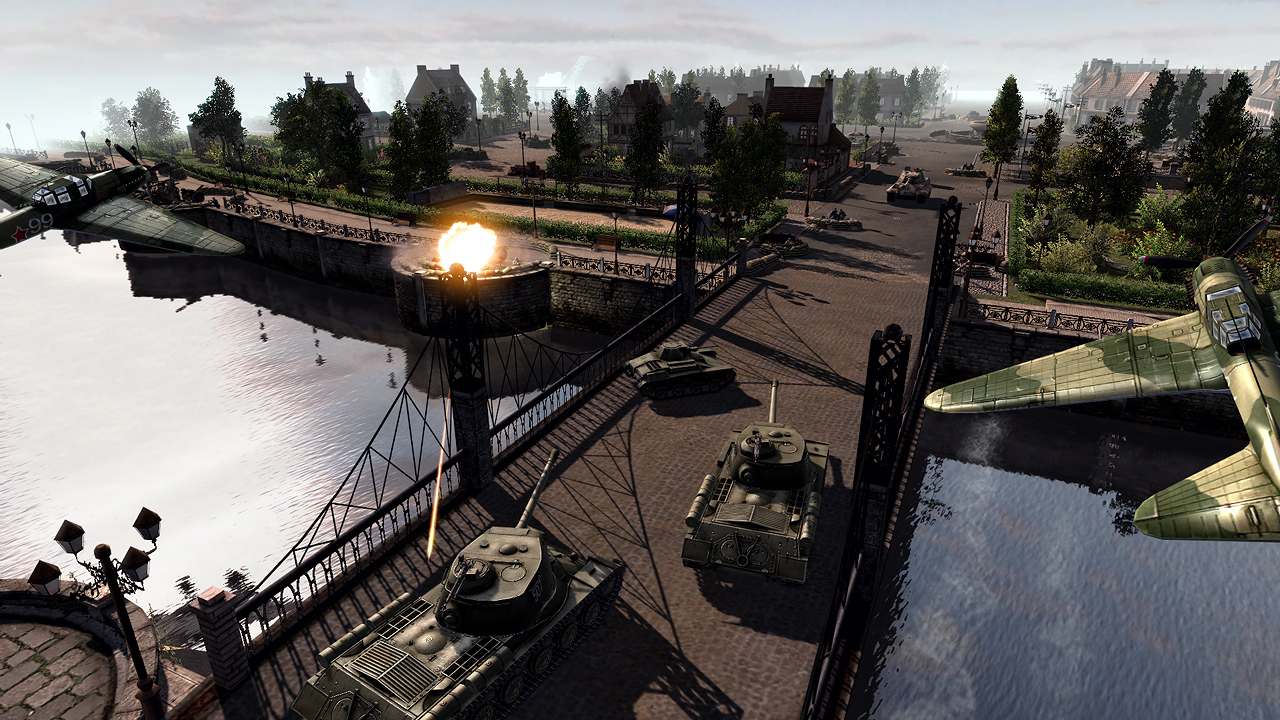 Men of War: Assault Squad 2 screenshot