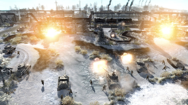 Скачать Assault Squad 2: Men of War Origins (2 16) PC   RePack от