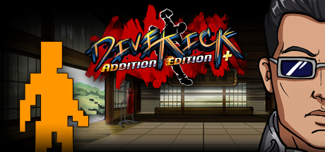 Divekick game image