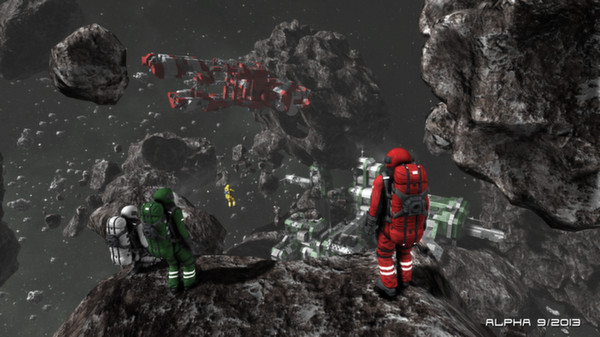 Space Engineers PC Free Download