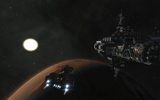Скриншот игры [Аккаунт] Space Engineers