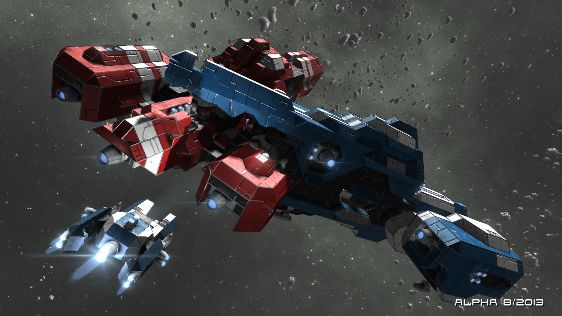 space engineers asteroid ship - photo #24