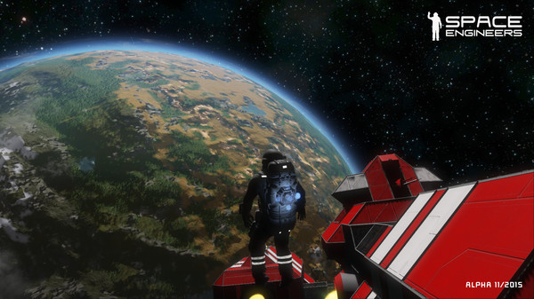 Space Engineer v01.108.946 PC Download