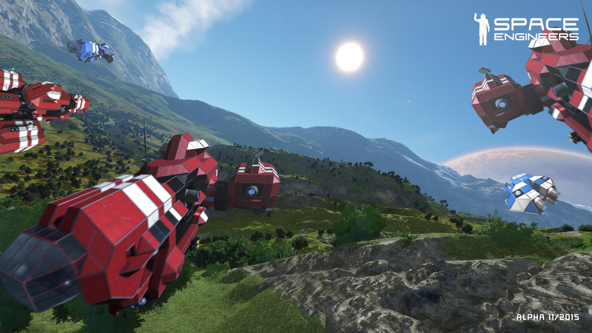 Space Engineers screenshot