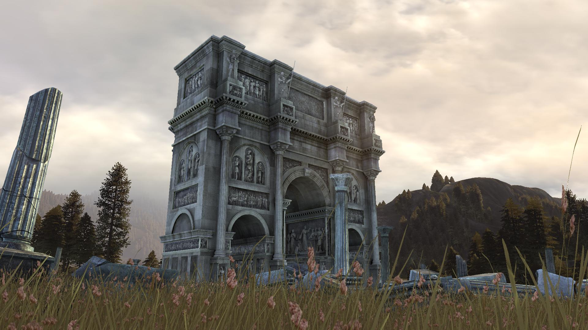 King Arthur II: Dead Legions screenshot