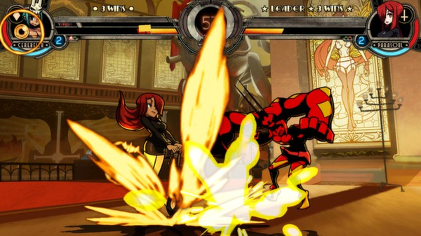 SkullGirls PC Game MULTi6 SkidRow Download