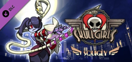 Skullgirls: Squigly steam key giveaway