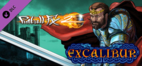Pinball FX2 - Excalibur Table