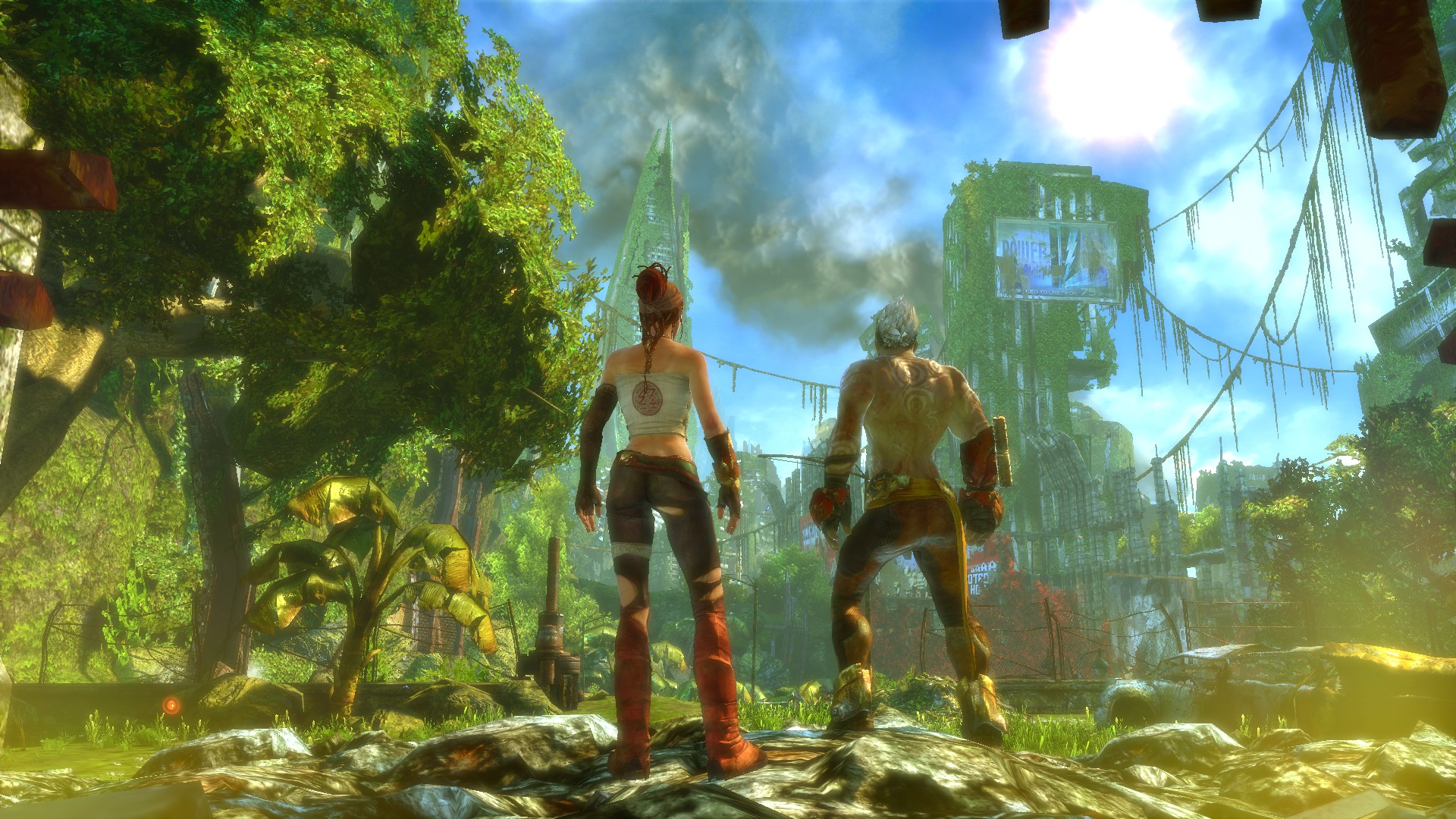 Enslaved: Odyssey to the West. Game of the Year Edition [FULL] [2010|Rus]