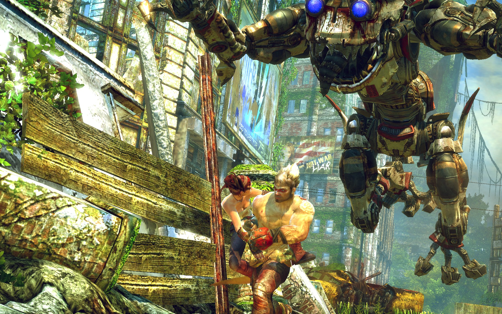 ENSLAVED: Odyssey to the West Premium Edition screenshot