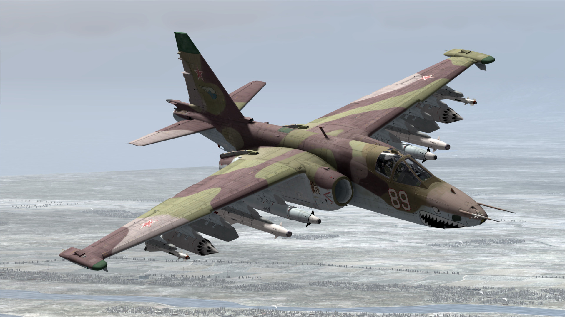 Su-25 for DCS World - FAILMID