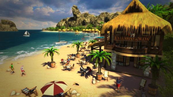 Tropico5 スクリーンショット7