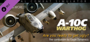 DCS: A-10C Warthog - DLC
