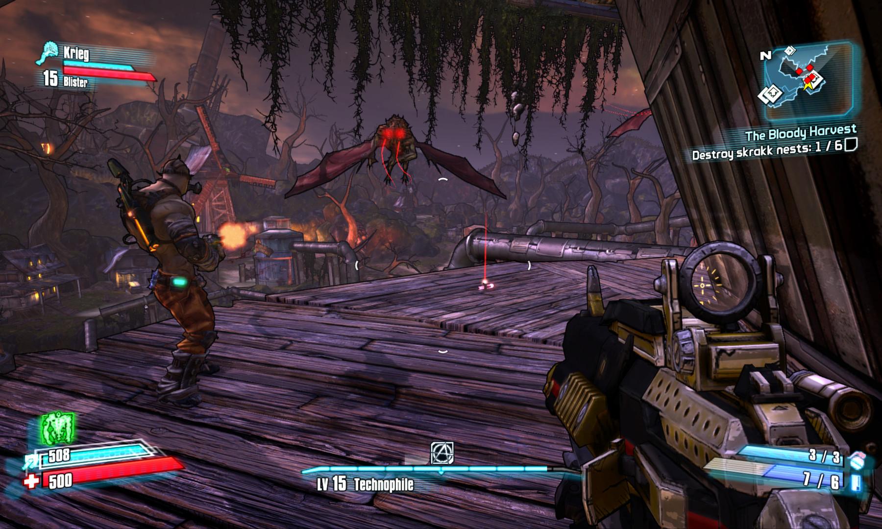 Download Borderlands 2: Headhunter 1: Bloody Harvest Full ... Borderlands 1 Download