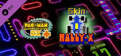 Pac-Man Championship Edition DX+: Rally-X Skin
