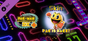Pac-Man Championship Edition DX+: Pac is Back Skin